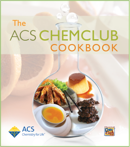 Winning ChemClub Cookbook Design